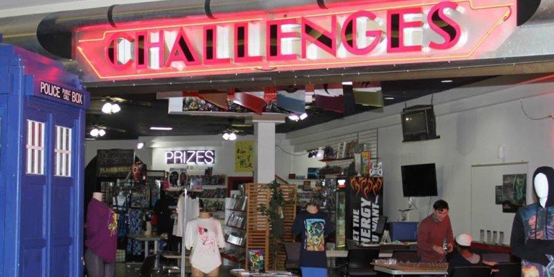 Challenges Games & Comics