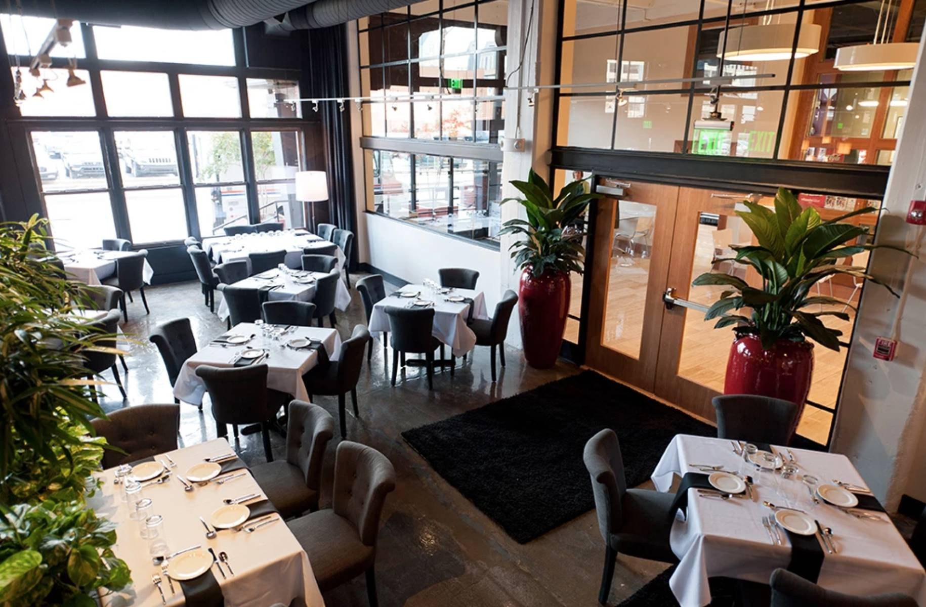 M. Restaurant & Bar