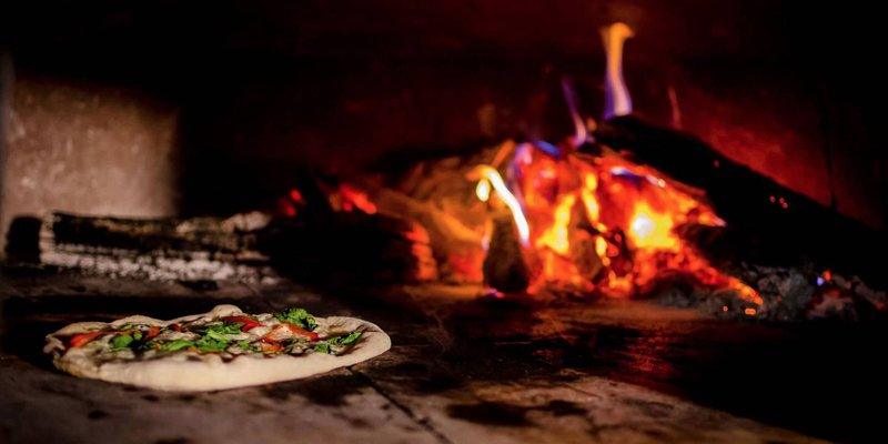 Earth & Stone Wood Fired Pizza (Madison)