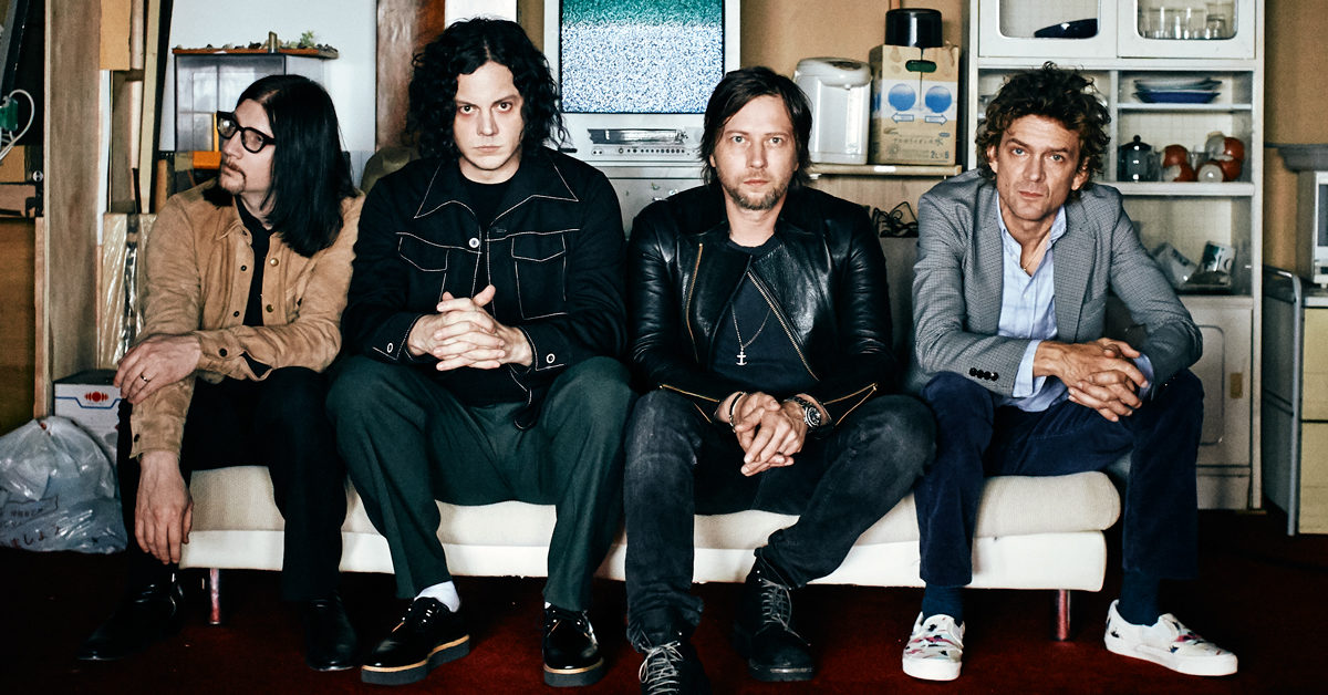 The Raconteurs Live at The Ryman