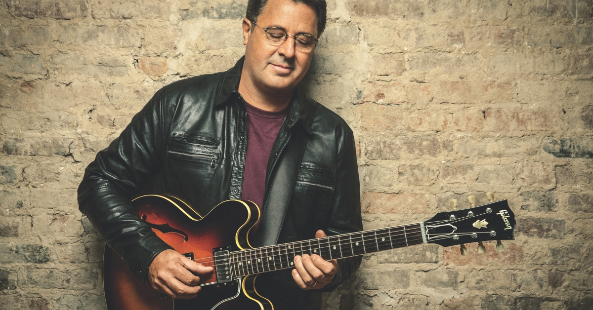 Vince Gill Live at The Ryman