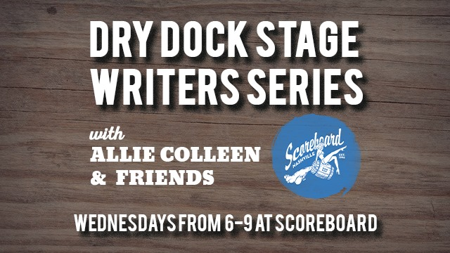 Dry Dock Stage Writer's Series