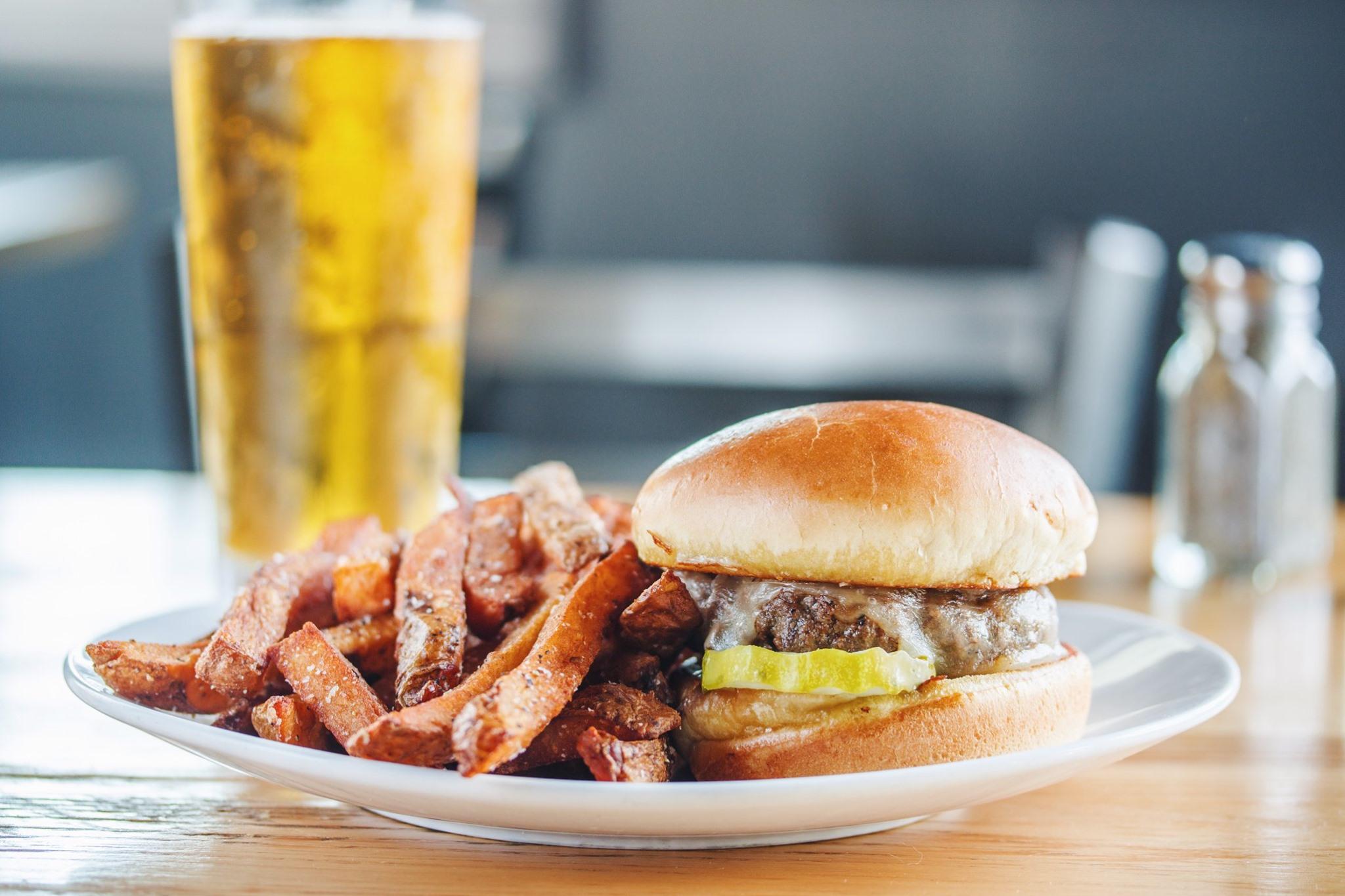 Brew & Burger