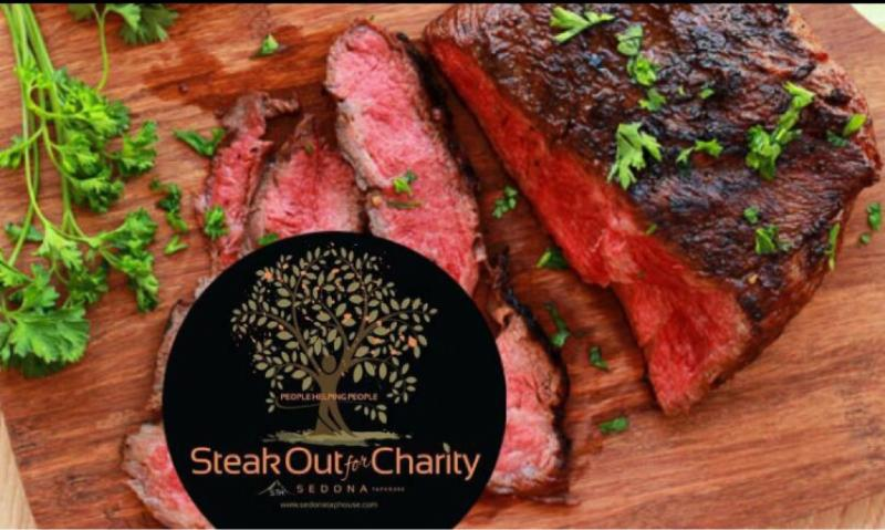 $10 Steak Out for Charity