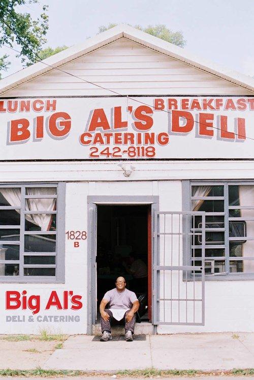 Big Al's Burger Night!