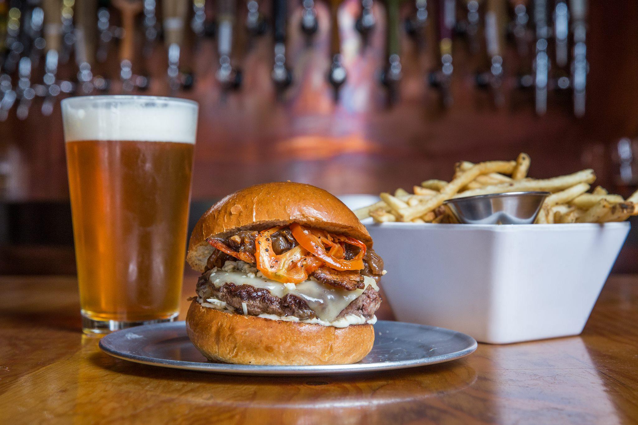 Drink Specials & Half Off Burgers