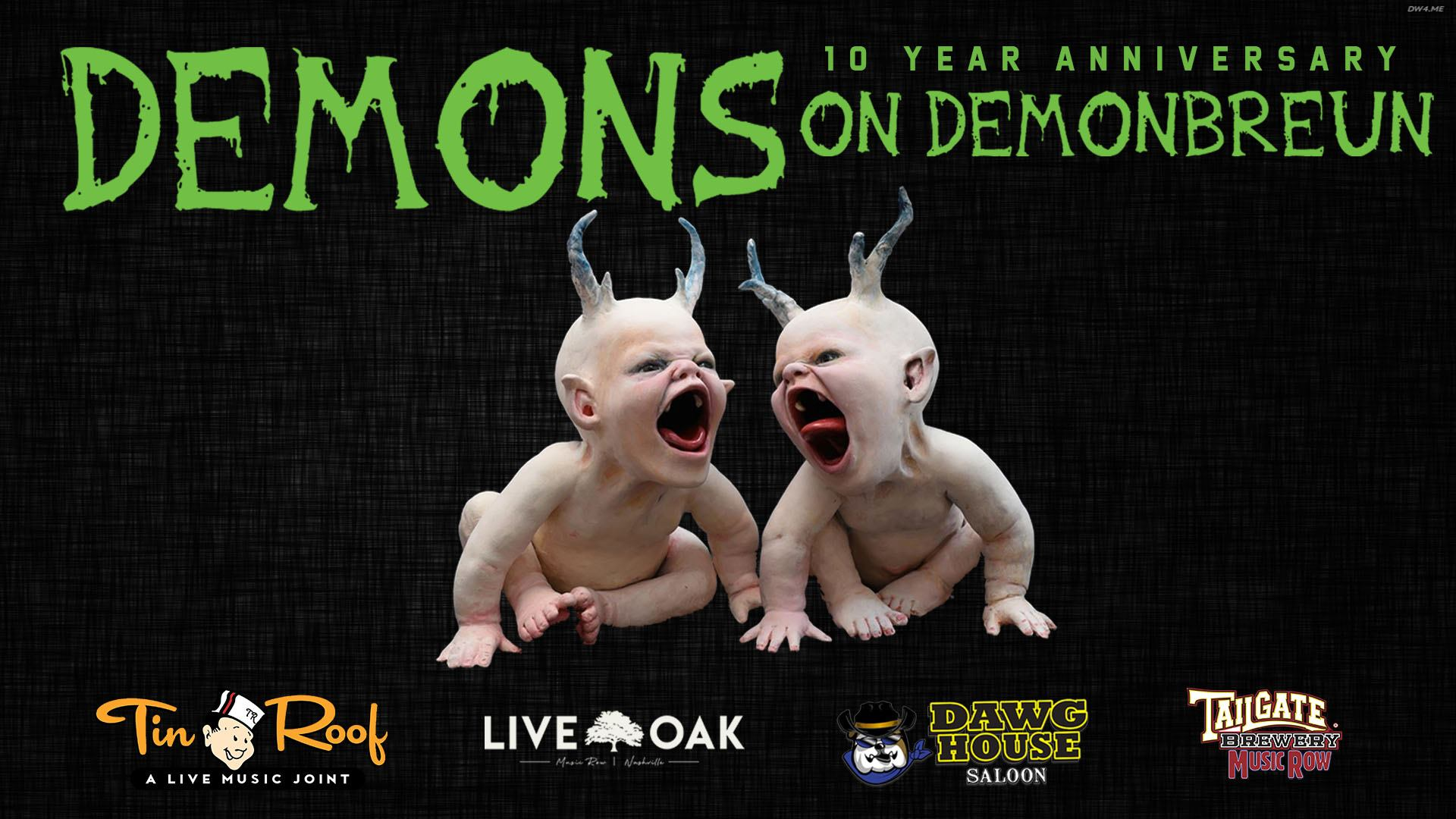 10th Annual Demons on Demonbreun