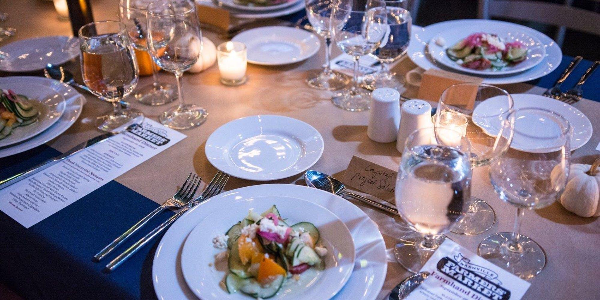 7th Annual Farmhand Dinner
