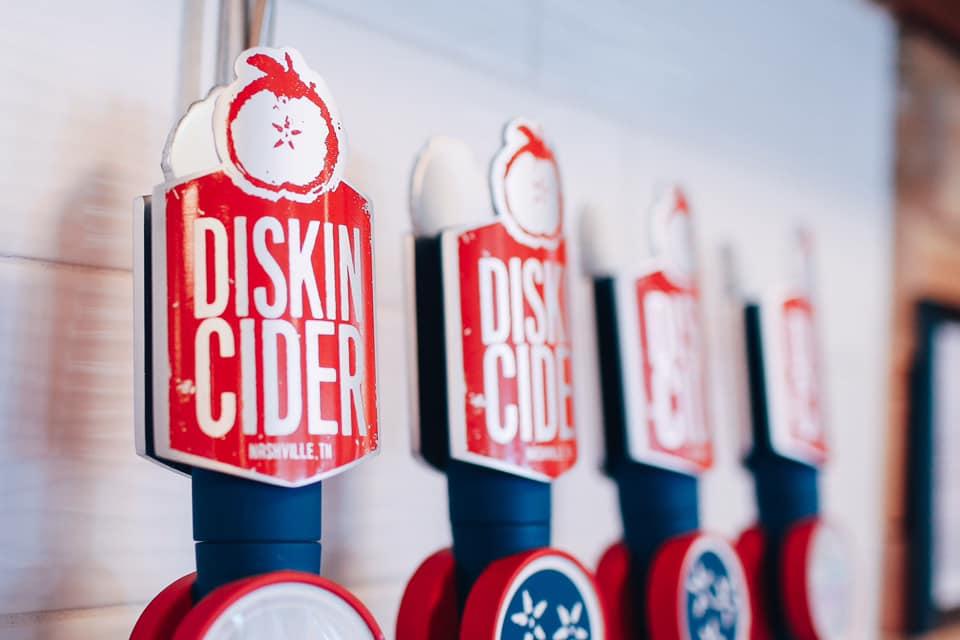 Diskin Cider Pint Night at Picnic Tap