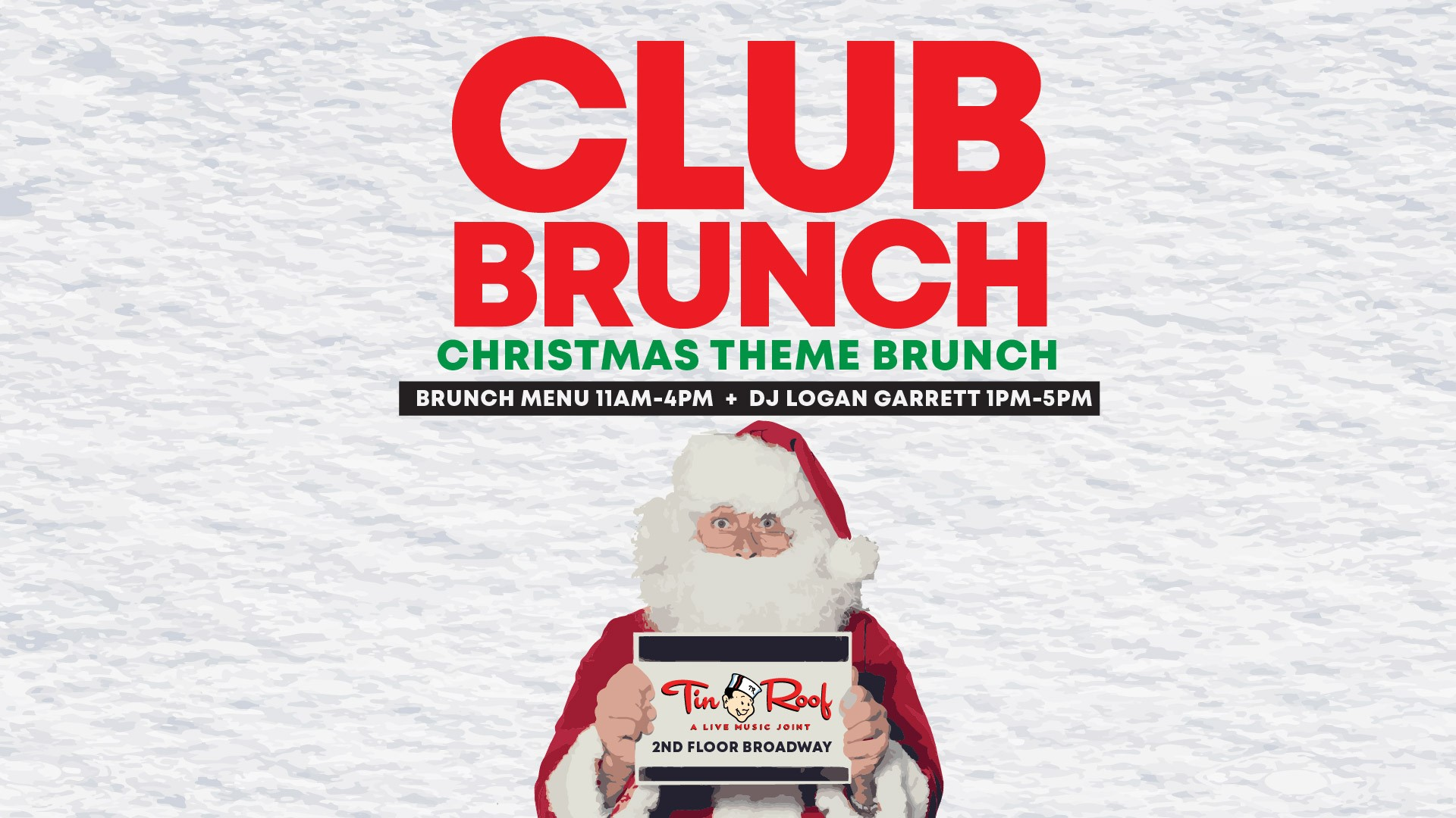 Club Brunch: Santa Themed