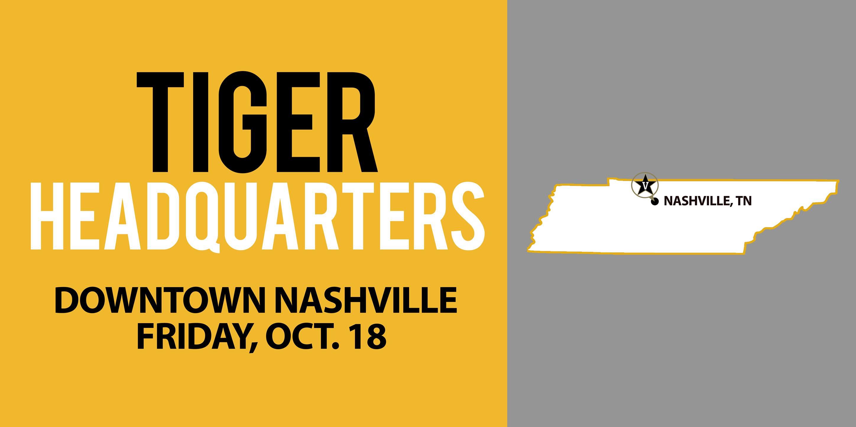 Tiger Headquarters in Nashville