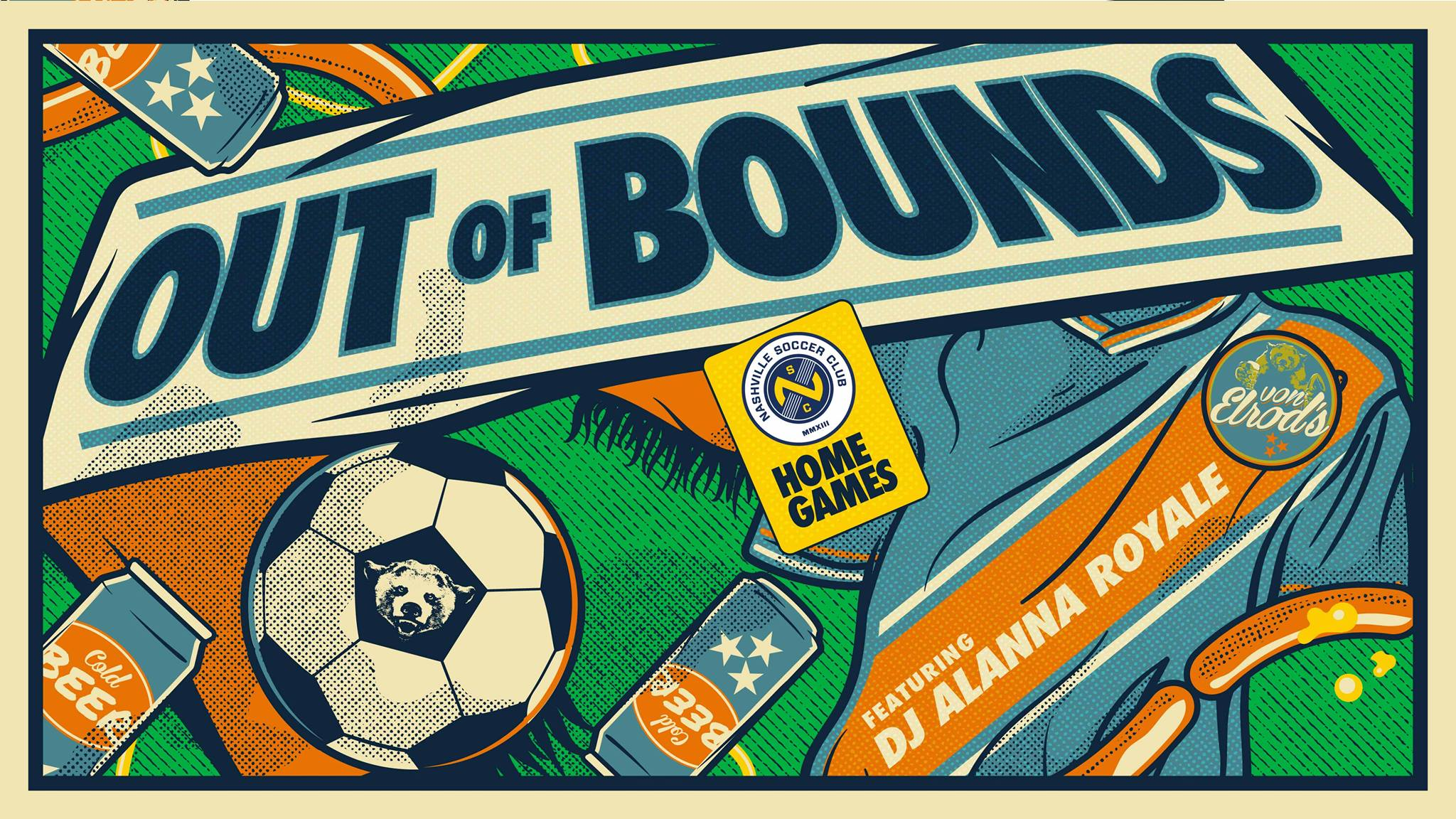 Out of Bounds Party