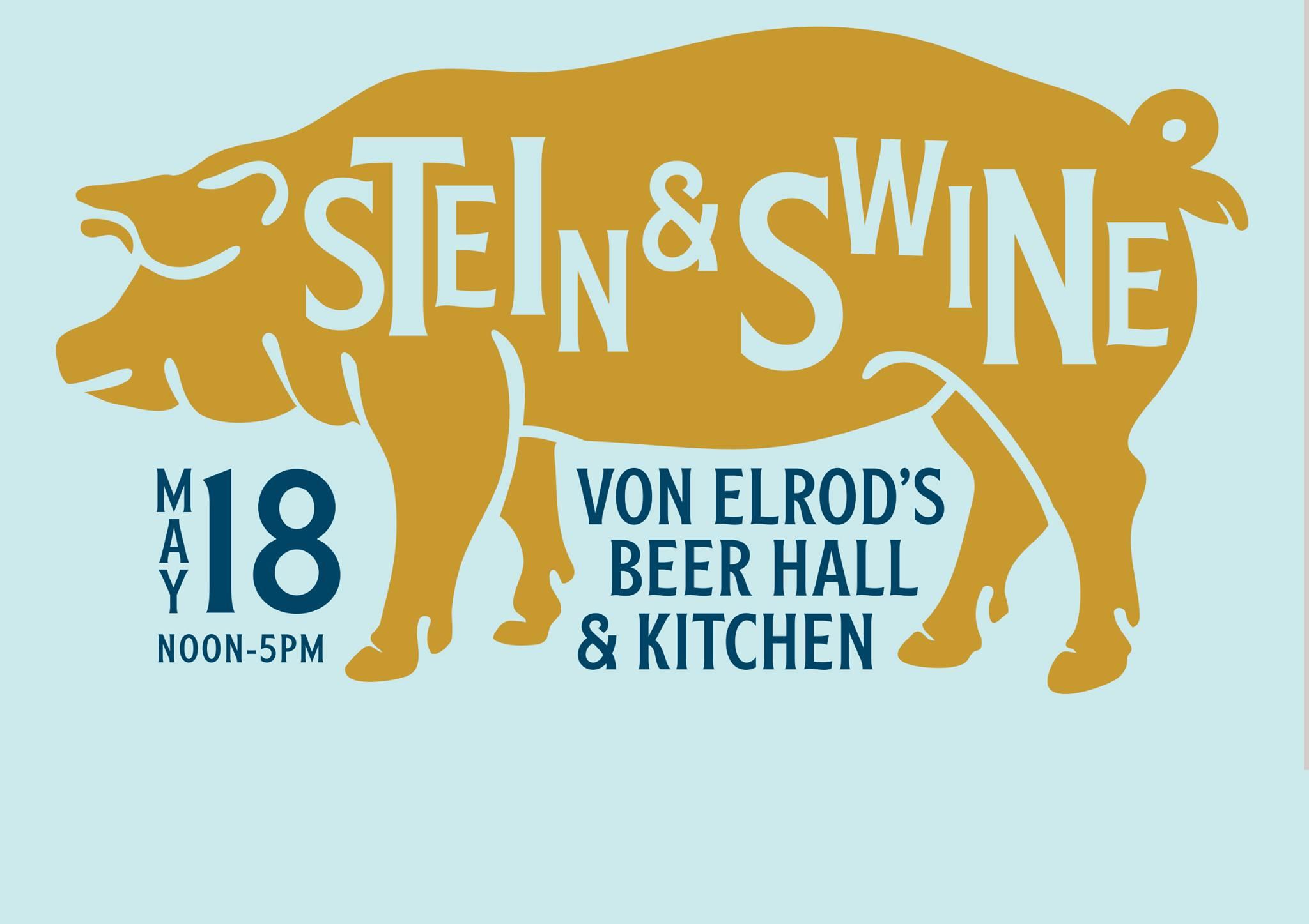 Stein & Swine w/ Blackberry Farm