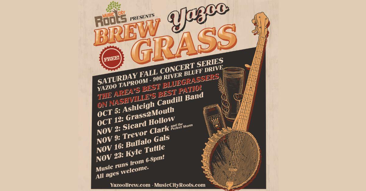 Yazoo's Fall Brewgrass Series